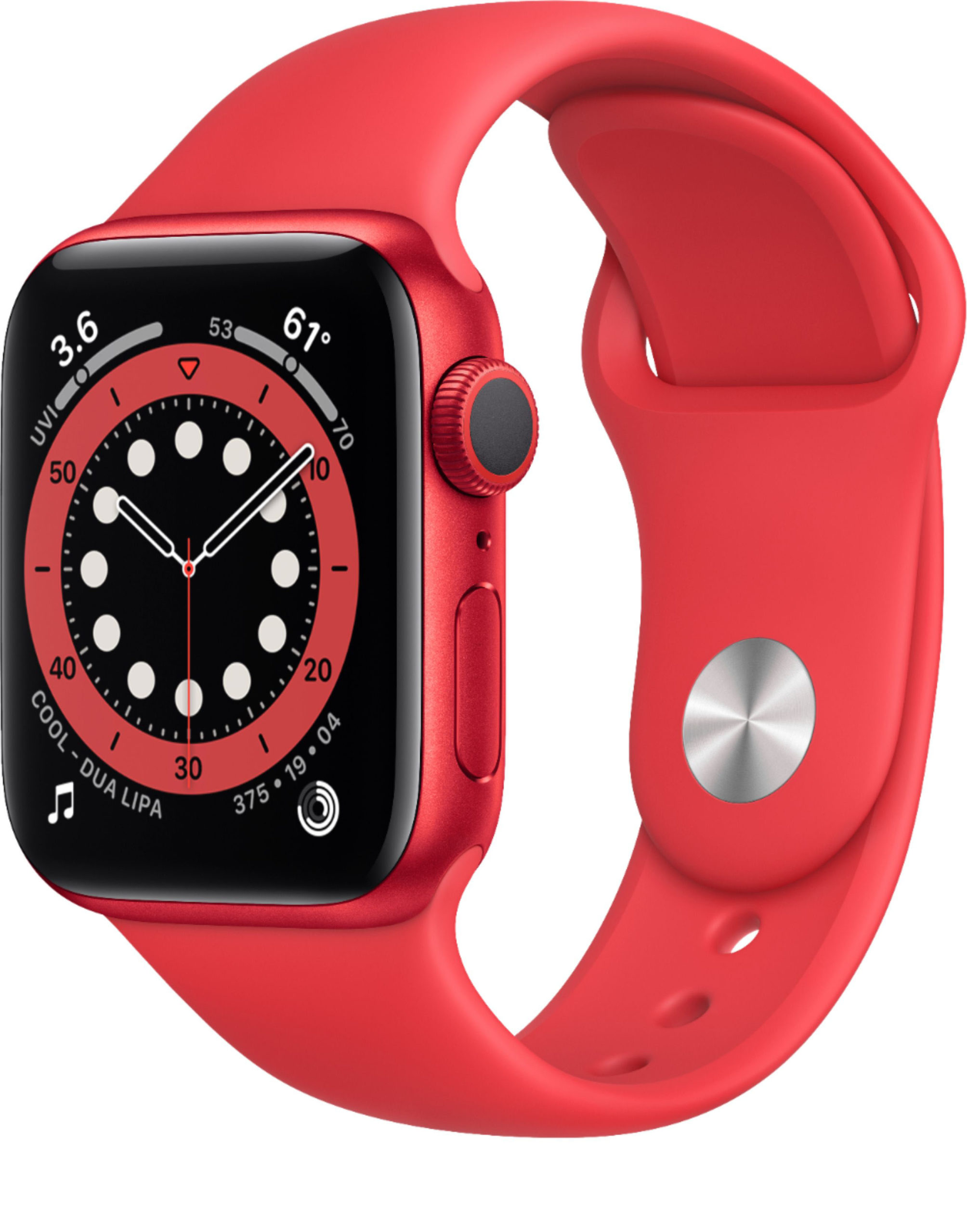 Apple Watch Series  GPS mm PRODUCTRED Aluminium Case with PRODUCTRED Sport Band Regular MANF A scaled