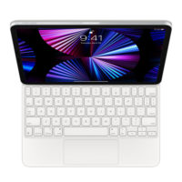 Magic Keyboard for iPad Pro  inch rd generation and iPad Air th generation French White